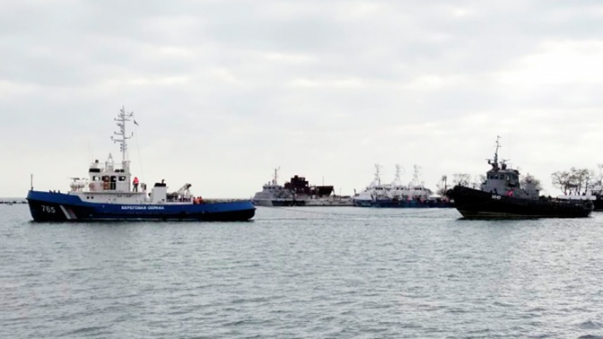 В МИД РФ отреагировали на претензии Украины относительно «пропажи» унитазов с переданных военных кораблей