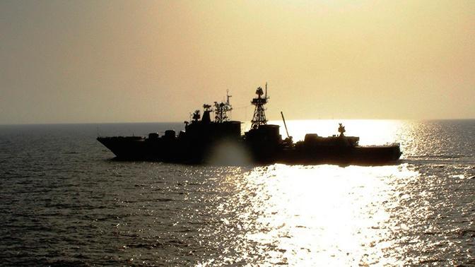 Российский танкер «Печенга» зашел в порт Манилы