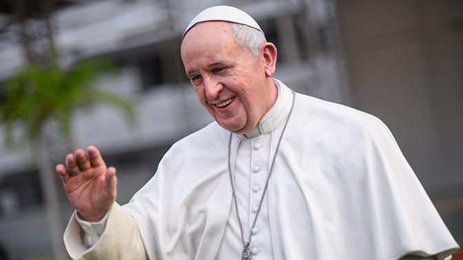 Папа Римский порассуждал о ядерном оружии в Нагасаки