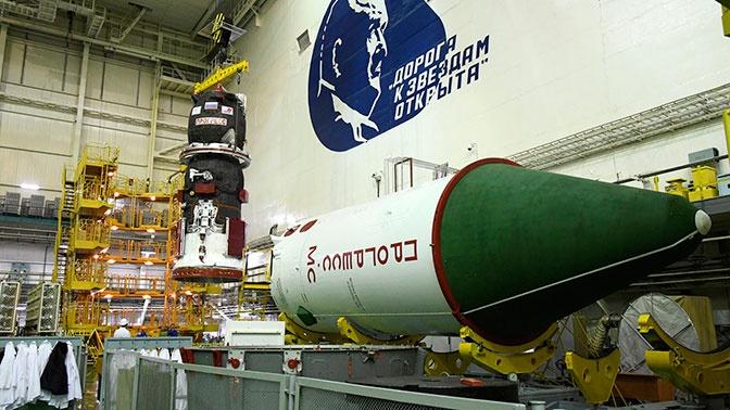 Роскосмос перенес запуск корабля «Прогресс»