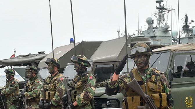 Российские инспекторы проверят военные объекты в Португалии