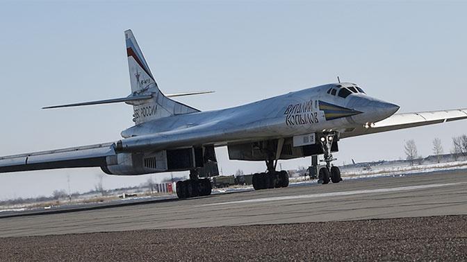 Первый Ту-160М поступит в войска в 2021 году