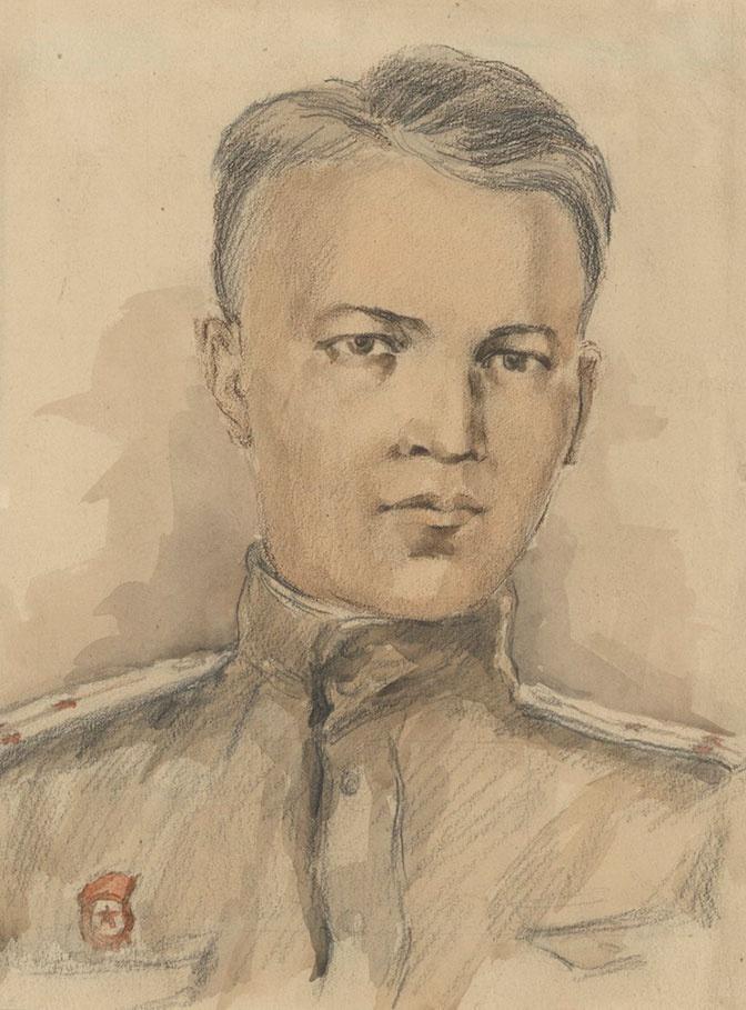 Герой Советского Союза Николай Колосов