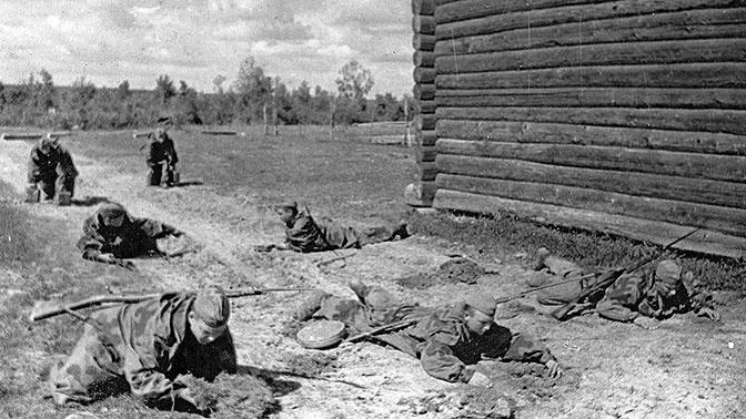 Военные инженеры во время Великой Отечественной войны
