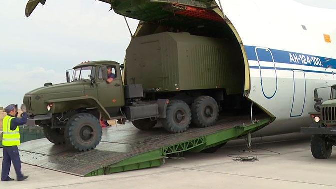 В «Рособоронэкспорте» заявили о планах поставки Турции второго полка С-400