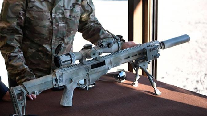 Стало известно, когда пойдет в серию снайперская винтовка Чукавина