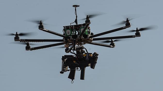 В России созданы беспилотники-киллеры для перехвата других БПЛА