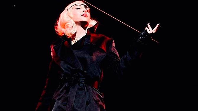 Мадонна отменила три концерта из-за сильной боли