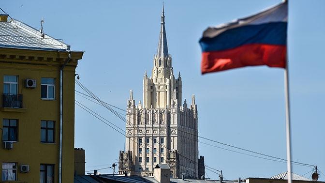 В МИД объяснили, почему самолет с чешской делегацией не пустили в Казань