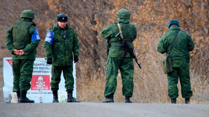 В ДНР заявили, что при снайперском обстреле погибли два ополченца