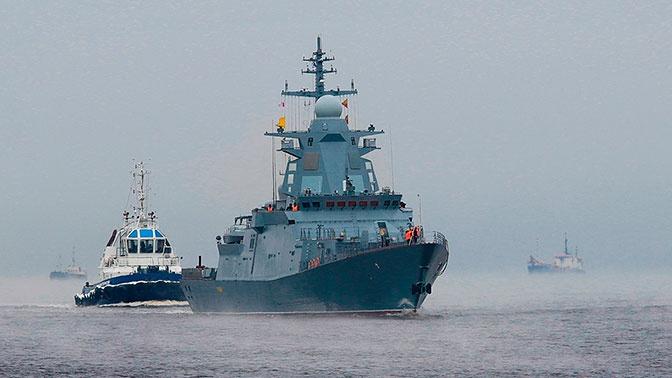 ВМФ РФ получит более пяти военных кораблей до конца года