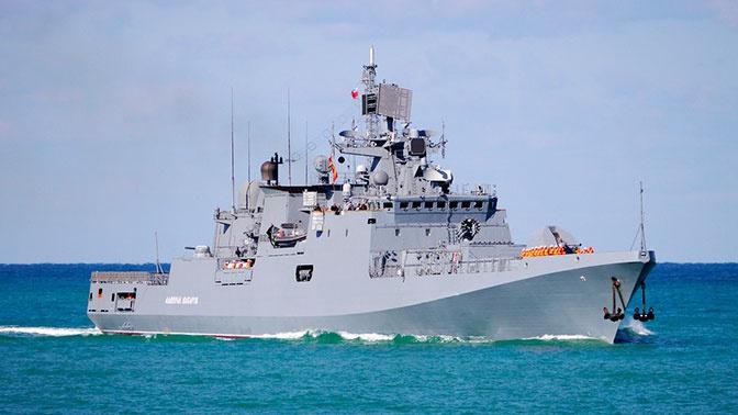 Корабли ВМФ будут регулярно совершать кругосветные плавания