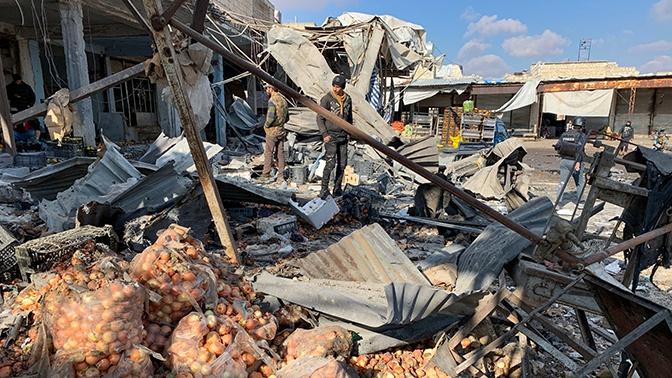 Асад призвал не допустить превращения провинции Идлиб в убежище террористов