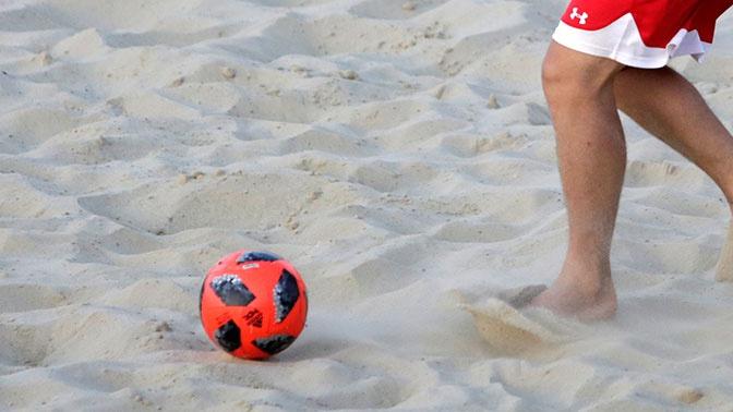 Россия стала бронзовым призером ЧМ по пляжному футболу