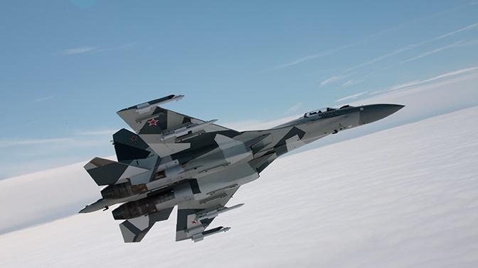 Турция изучает характеристики российских Су-35