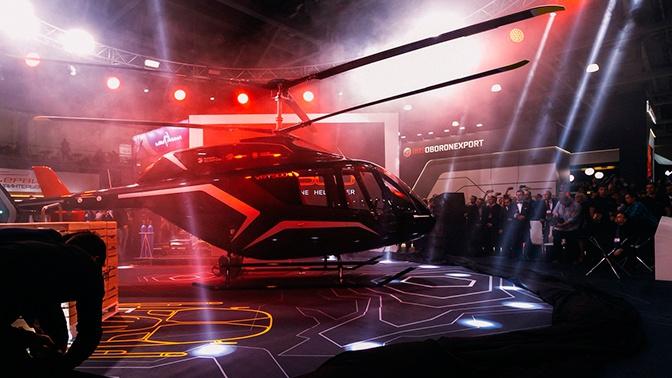 Легкий вертолет VRT-500 может стать беспилотным