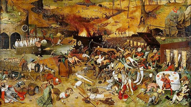 Страшнейшую эпидемию в истории человечества признали мифом