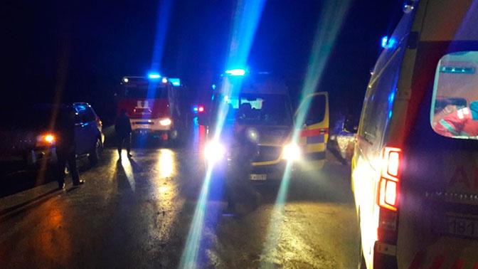 Названо число жертв в трагическом ДТП с автобусом в Казахстане