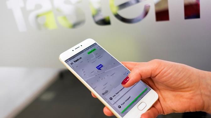В Роскачестве проверили работу мобильных приложений для вызова такси