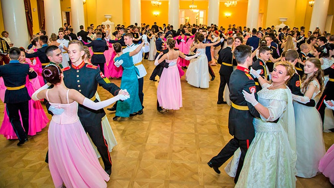 В ЦДРА пройдет кадетский бал в честь Героев Отечества