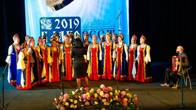 В Бишкеке завершился XV Международный славянский фестиваль «Благовест»