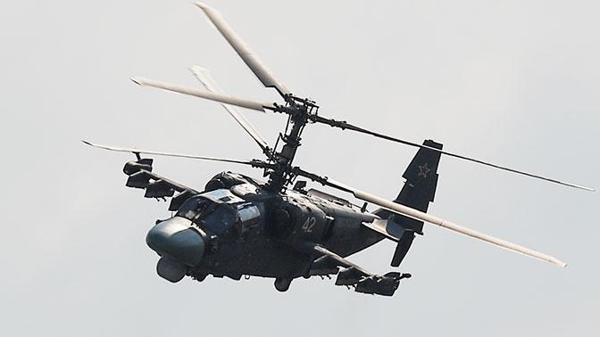 «Вертолеты России» надеются заключить с Минобороны долгосрочный контракт на Ка-52М
