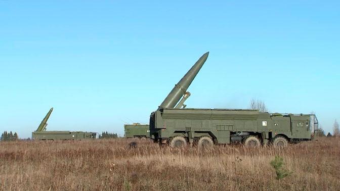 Комплексы «Искандер-М» развернули в Ивановской области