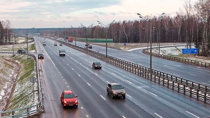 Пассажирский автобус из Белоруссии столкнулся с грузовиком в Подмосковье