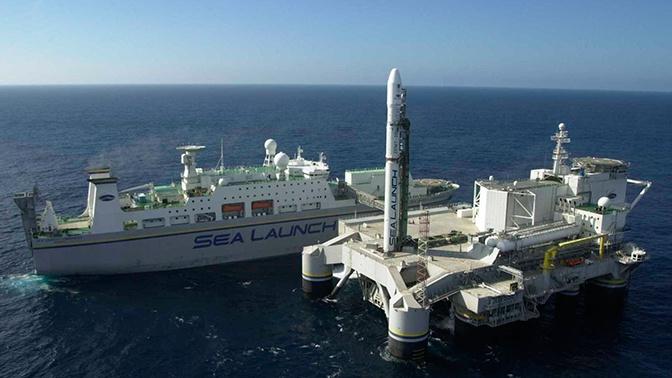 «Морской старт» перебазируют на Дальний восток
