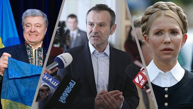 Порошенко и Тимошенко созвали украинцев на Майдан перед нормандским саммитом