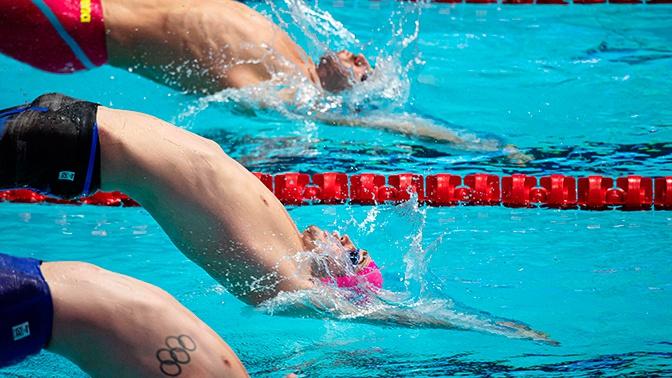 Пловец Колесников рассказал об эмоциях от мирового рекорда