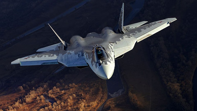 Двигатель второго этапа для Су-57 выполнил 16 полетов на летающей лаборатории