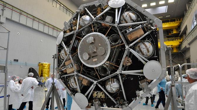 Огневые испытания двигателей модуля миссии «ЭкзоМарс» проведут в России