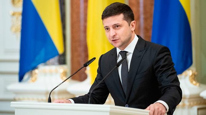 СМИ: Зеленский планирует создать в Донбассе «муниципальную стражу»