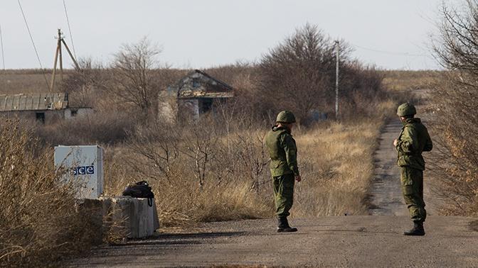 В Кремле не стали комментировать идею Зеленского о «муниципальной страже» в Донбассе