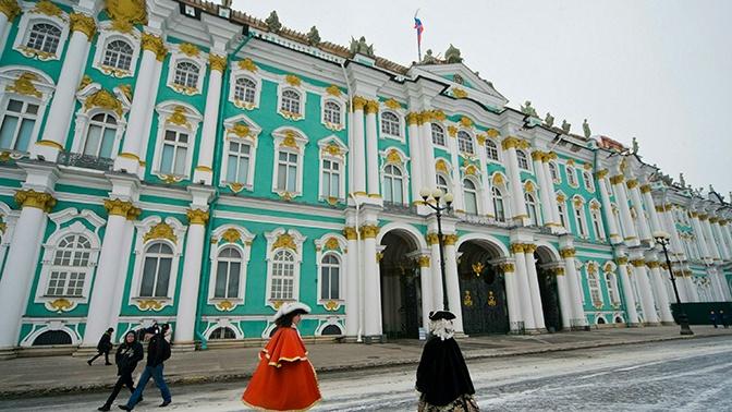 Медведев поздравил Эрмитаж с 255-летним юбилеем