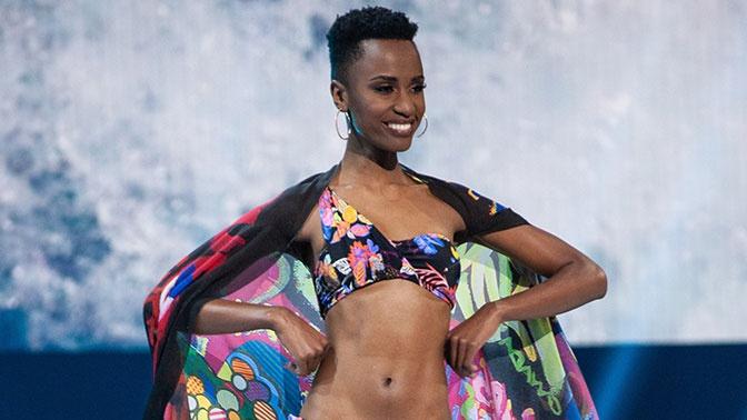 Победительницей конкурса «Мисс Вселенная» стала представительница ЮАР