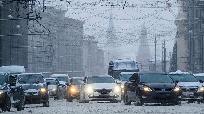 В ЦОДД назвали даты пиковых предновогодних пробок в Москве