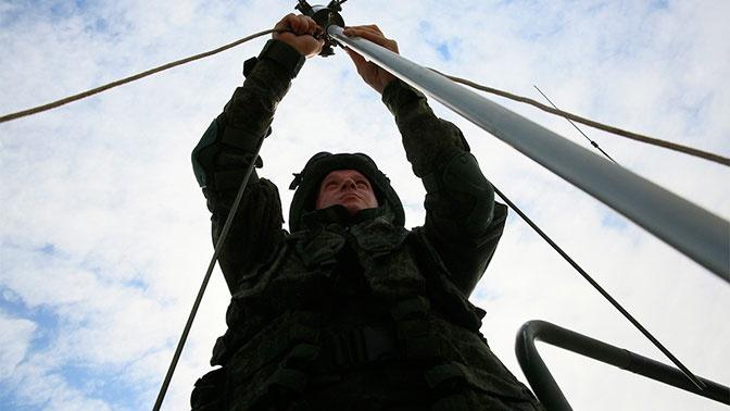Связь есть: военнослужащие ЮВО провели масштабную радиотренировку