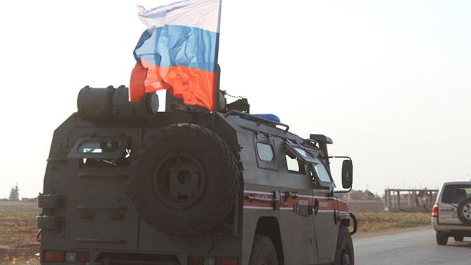 Военная полиция РФ провела патрулирование в Алеппо и Хасеке