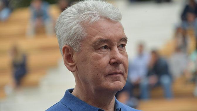 Собянин рассказал об общении с Лужковым