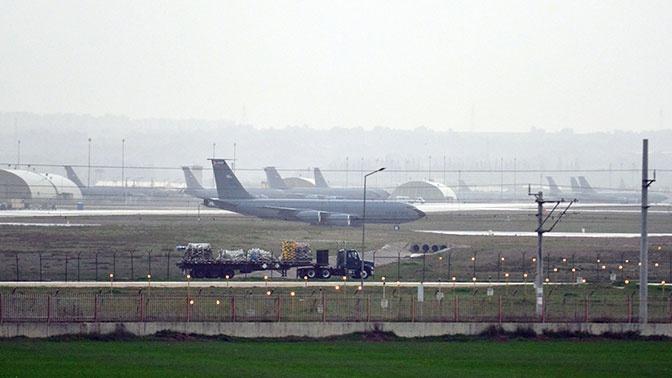 Турция пригрозила закрыть для США базу Инджирлик из-за ситуации с С-400