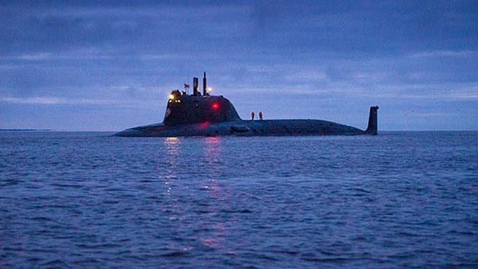 Испытания атомной подлодки «Казань» завершатся в 2020 году