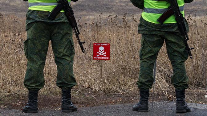 Украина определила новые участки для разведения сил в Донбассе
