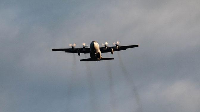 В зоне поиска пропавшего самолета ВВС Чили нашли обломки