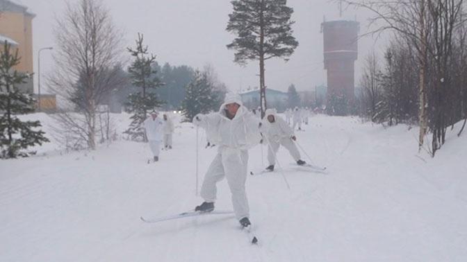 Седьмую миссию «Взвод» выполнит в заснеженных лесах Мурманской области