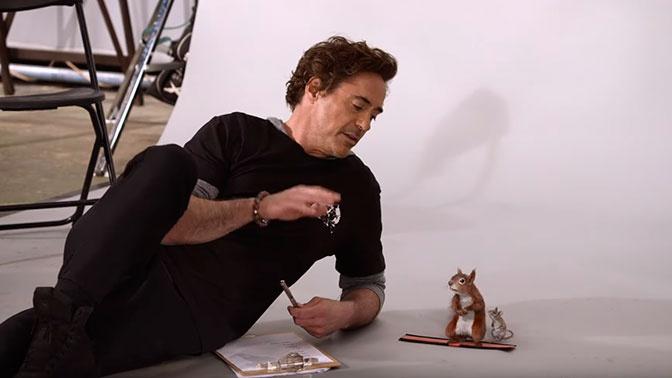 Роберт Дауни-младший провел кастинг животных для «Доктора Дулиттла»