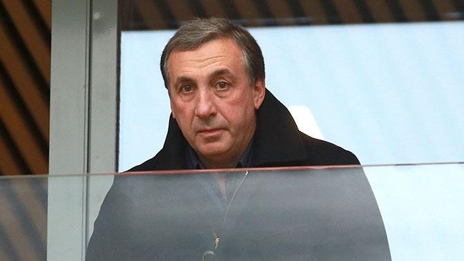 РФС отстранил президента ЦСКА Евгения Гинера от футбольной деятельности