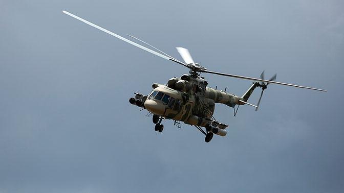 Россия поставит в Казахстан комплекты для сборки вертолетов Ми-8/17