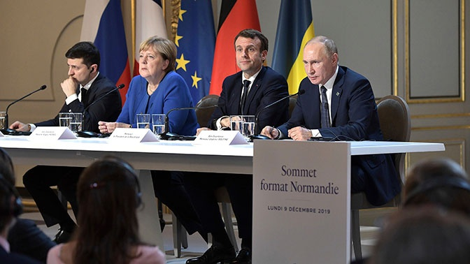 «Попытки были»: Кремль о «разговоре на повышенных тонах» в Париже